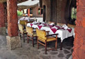 Dining at Serengeti Serena